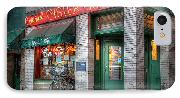 Oyster House Phone Case by Lori Deiter