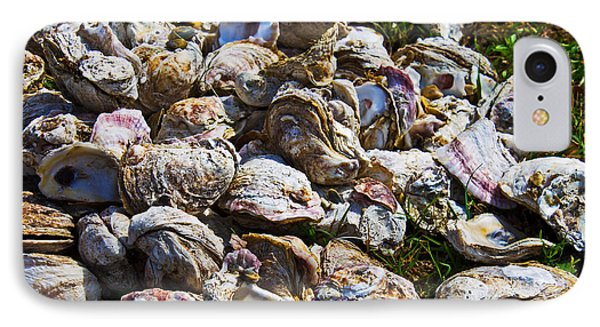 Oysters 01 IPhone Case
