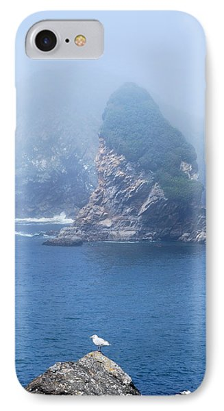 Pacific Blue IPhone Case by Richard Hinger