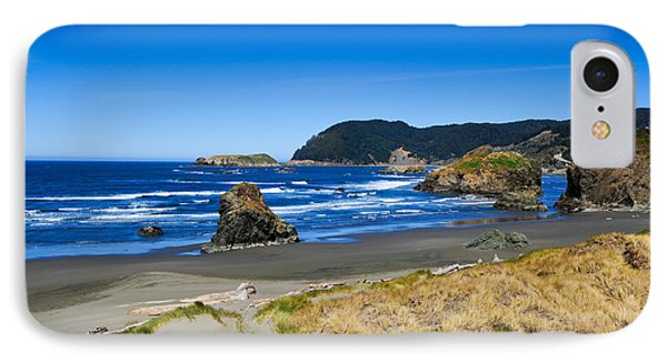 Pacific Coast IPhone Case by Donald Fink