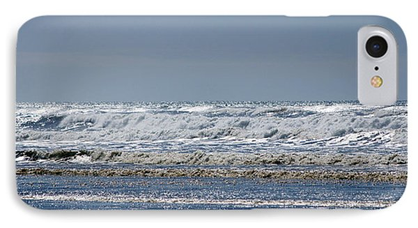 IPhone Case featuring the photograph Pacific Coast by Jeanette C Landstrom