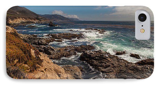 Pacific Coast Life IPhone Case by Mike Reid