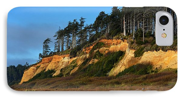 Pacific Coastline IPhone Case by Gayle Swigart