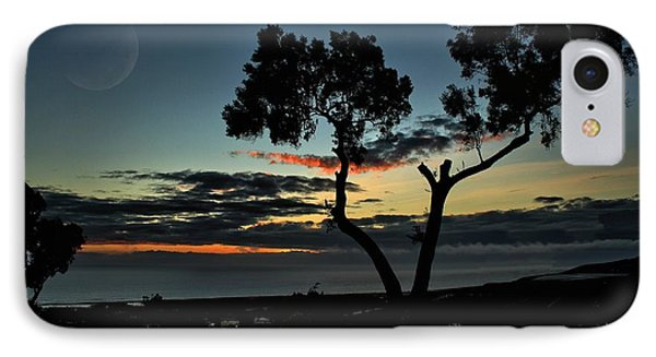 IPhone Case featuring the photograph Pacific Evening by Michael Gordon