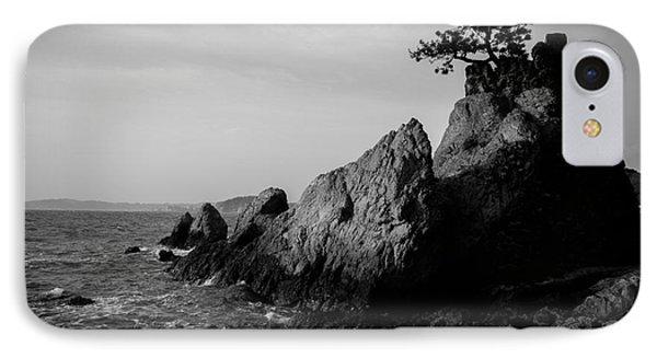 Pacific Island Tree IPhone Case