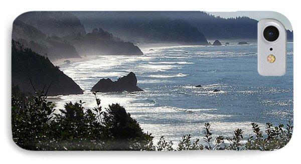 Pacific Mist Phone Case by Karen Wiles
