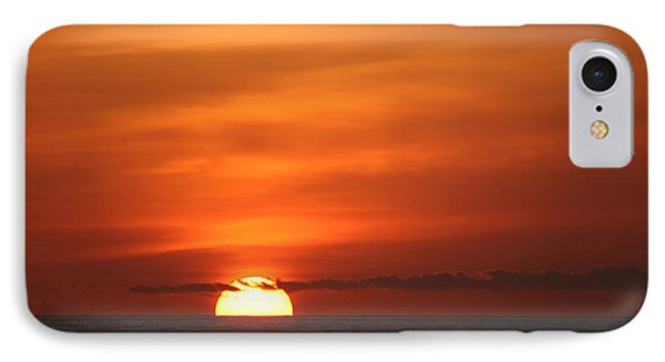 Pacific Nw Sunset IPhone Case by Jeanette French