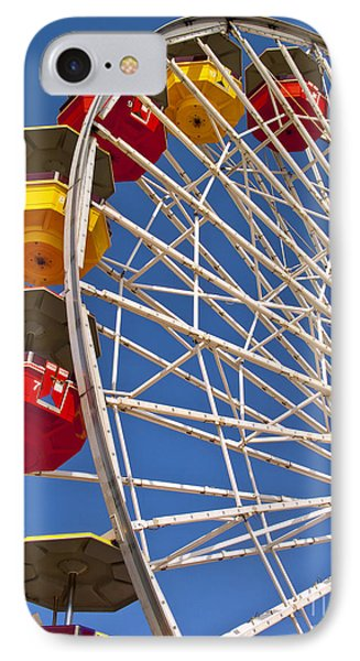Pacific Park Ferris Wheel 1 IPhone Case