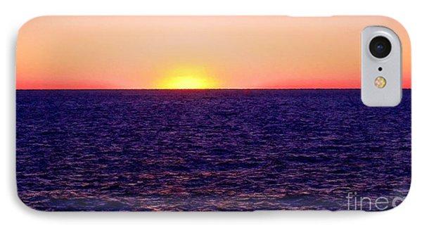 Pacific Sunset Off Laguna Beach Phone Case by Bob and Nadine Johnston