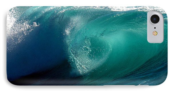 Pacific Wave IPhone Case by Lori Seaman