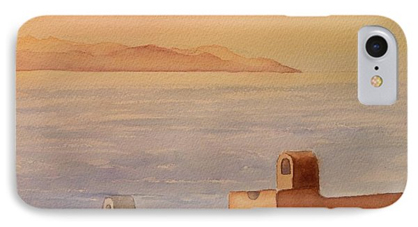 Pacifica Sunset IPhone Case