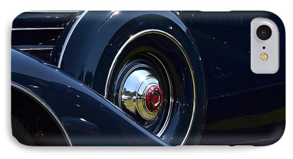 IPhone Case featuring the photograph Packard - 1 by Dean Ferreira