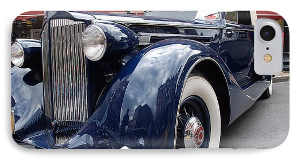 IPhone Case featuring the photograph Packard 1207 Convertible 1935 by John Schneider