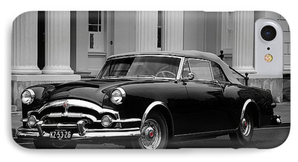 Packard Caribbean IPhone Case by Mark Rogan