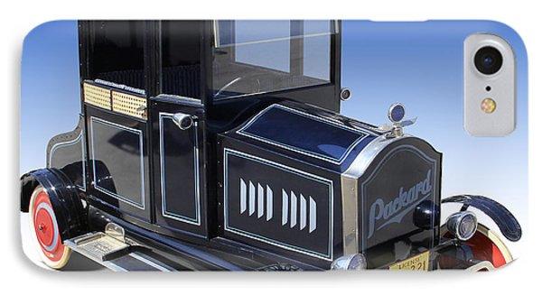 Packard Peddle Car Phone Case by Mike McGlothlen