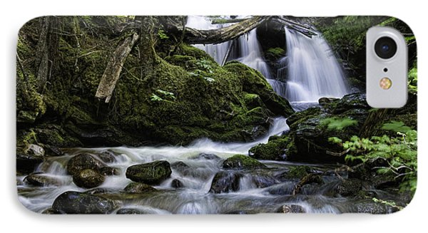 Packer Falls And Creek IPhone Case