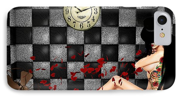 Padded Room Visions Phone Case by Kristie  Bonnewell