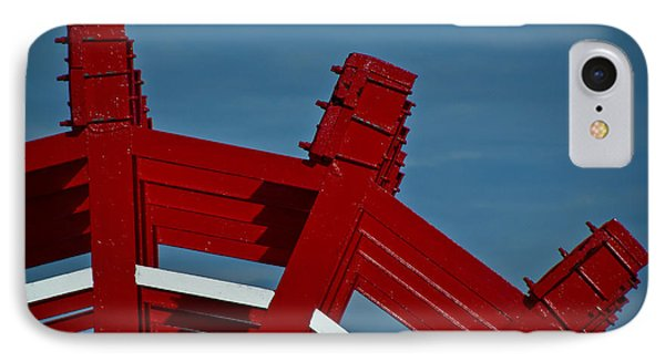 IPhone Case featuring the photograph Paddle Wheel On The Mississippi River by Ray Devlin