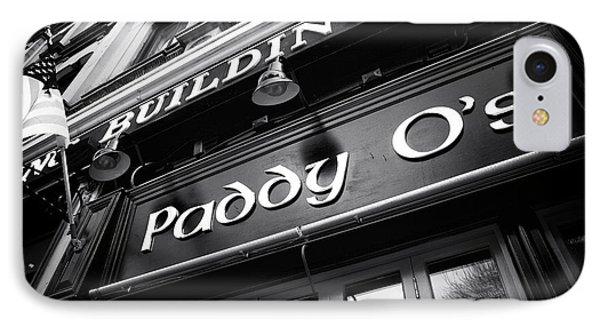 Paddy O's Phone Case by John Rizzuto