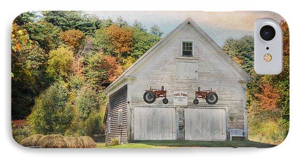 Page Farm IPhone Case by Lori Deiter