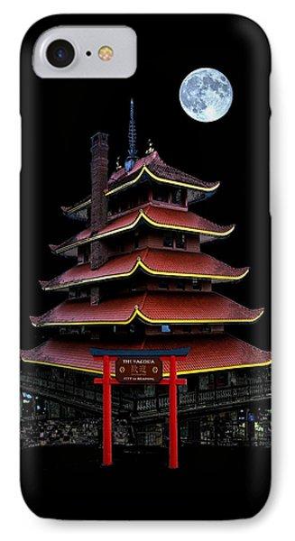 Pagoda IPhone Case by DJ Florek