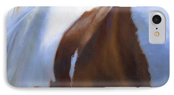 Paint Landscape IPhone Case by Alecia Underhill