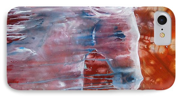 Painted By The Wind Phone Case by Jani Freimann