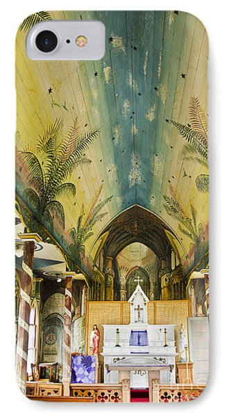 Painted Church IPhone Case by David Lawson