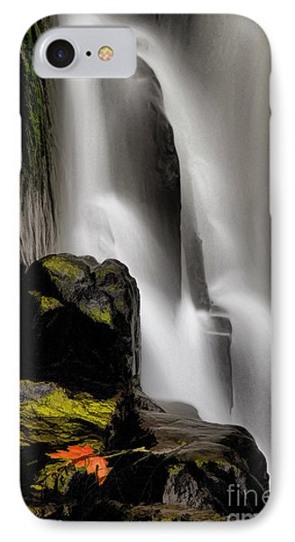 Painted Falls IPhone Case by Billie-Jo Miller