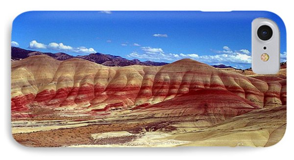 IPhone Case featuring the photograph Painted Hills by Chalet Roome-Rigdon