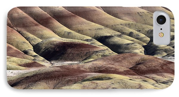 Painted Hills Oregon 11 Phone Case by Bob Christopher