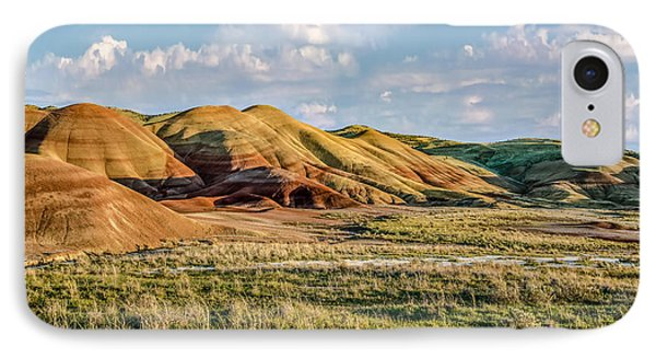 Painted Hills Sunset Phone Case by Joe Hudspeth