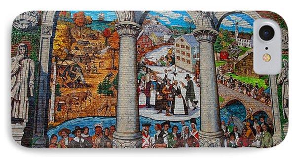 Painted History 2 Phone Case by Joann Vitali