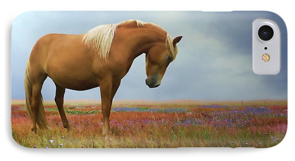 Painted Pastures Phone Case by Sharon Lisa Clarke