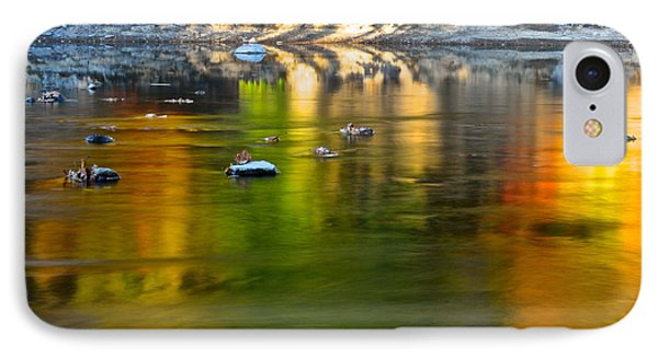 Painted River IPhone Case by Frozen in Time Fine Art Photography