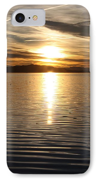 IPhone Case featuring the photograph Painted Sky II by Richard Stephen