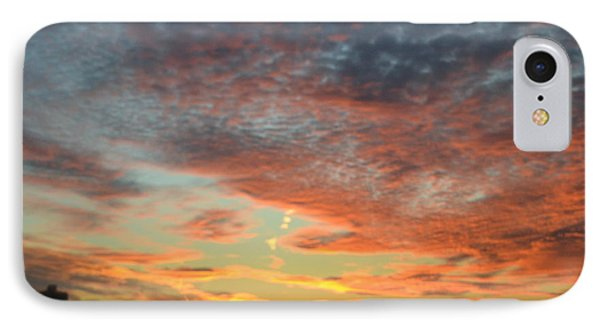 Painted Sky IPhone Case by Robert Daniels