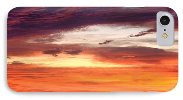 IPhone Case featuring the photograph Painterly Sunrise On The Blue Ridge Parkway by Photography  By Sai