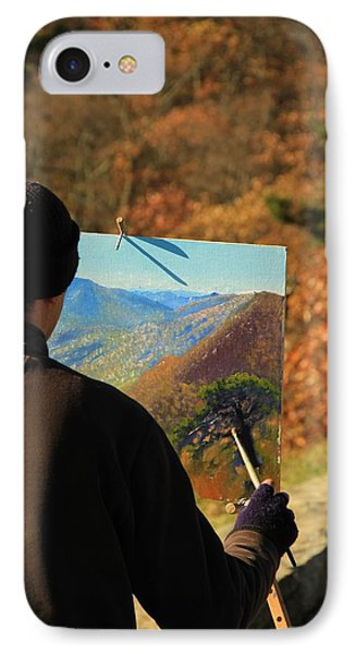 Painting Shenandoah Phone Case by Dan Sproul