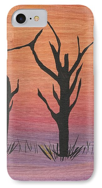 Painting4 Phone Case by Keith Nichols