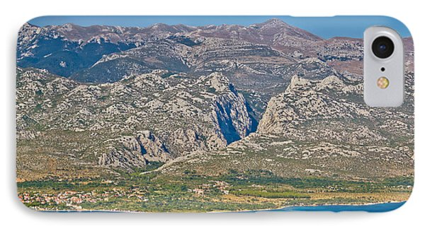 Paklenica Canyon National Park View IPhone Case