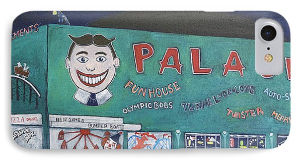 Palace 2013 IPhone Case by Patricia Arroyo