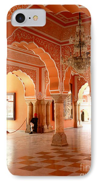 Palace In Jaipur Phone Case by Sophie Vigneault