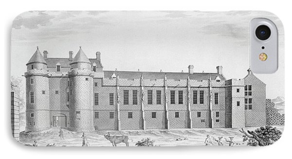 Palace Of Falkland IPhone Case by British Library