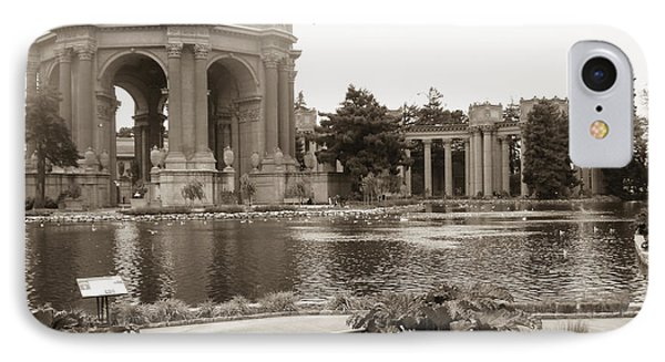 IPhone Case featuring the photograph Palace Of Fine Arts by Hiroko Sakai