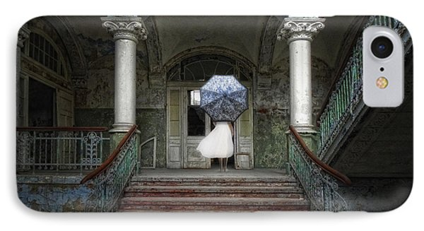 Palace Of The Forgotten Dreams IPhone Case by Joachim G Pinkawa
