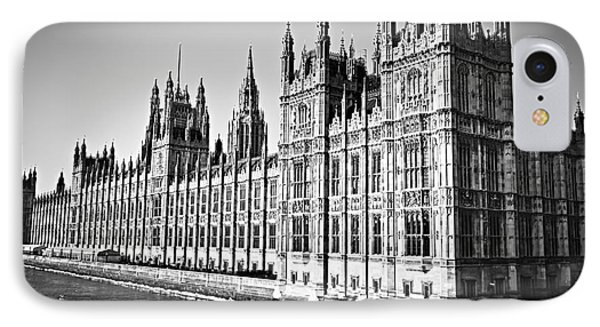 Palace Of Westminster IPhone Case by Elena Elisseeva
