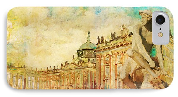 Palaces And Parks Of Potsdam And Berlin Phone Case by Catf