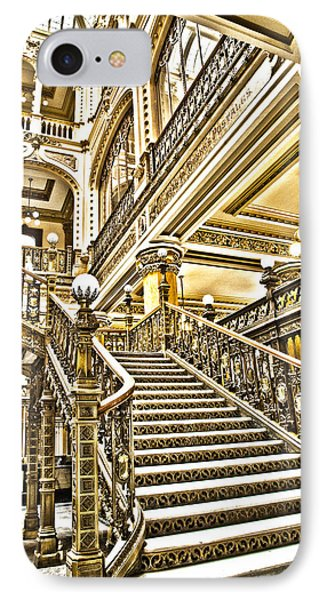 Palacio Postal IPhone Case