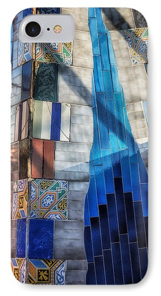Palau Guell Phone Case by Joan Carroll